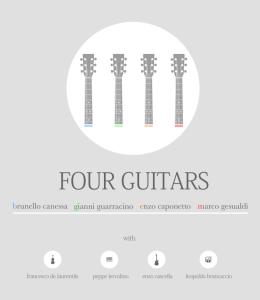Four-Guitars